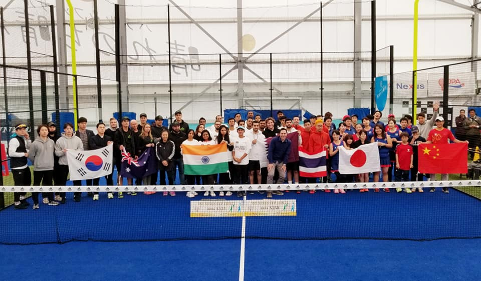 India looks forward to participate in more international Padel tournaments!
