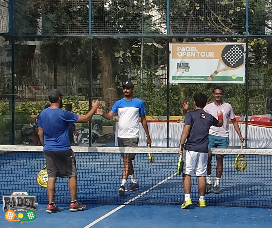 Padel India, India Padel, Indian Padel Federation, Padel Court India