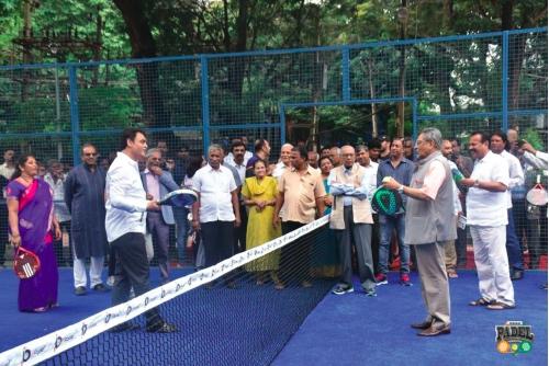 Sadashiva Nagar Court Inauguration